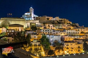 Ibiza Old Town, Dalt Vila