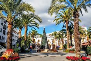 Ibiza at Christmas