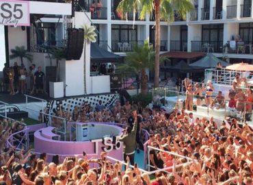Review | Craig David's TS5 Pool Party at Ibiza Rocks