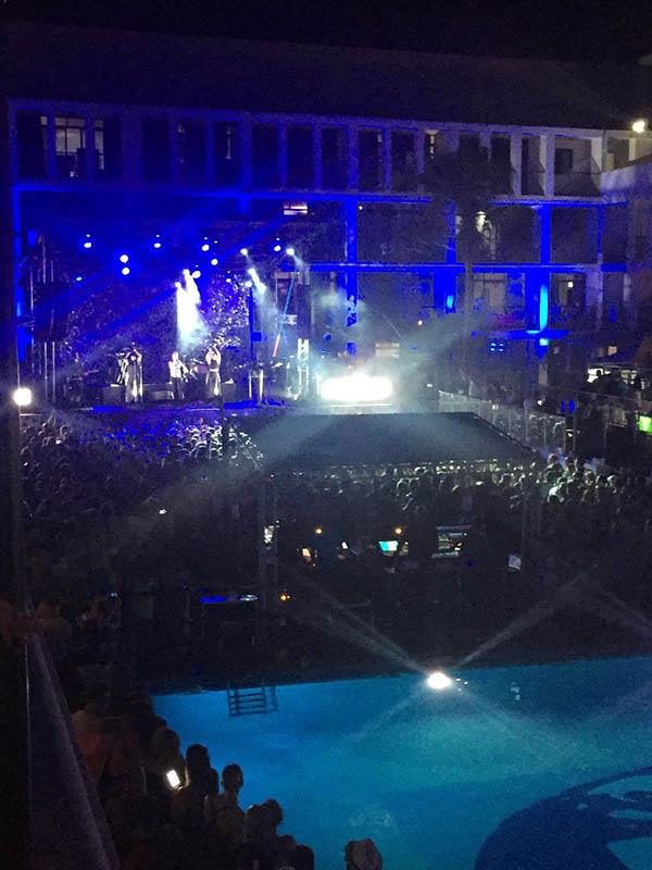 Jess Glynne at Ibiza Rocks