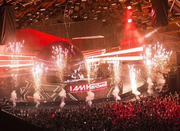Review | We catch up with Hardwell at Ushuaia ibiza
