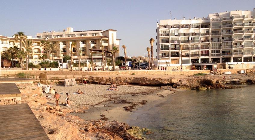 Calo des Moro, Sant Antoni de Portmany, Ibiza