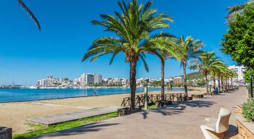 S'Arenal de San Antonio, Ibiza