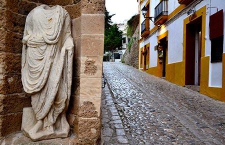 Explore Ibiza Town