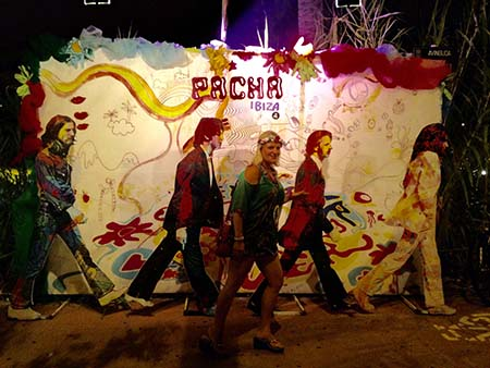 Flower Power Closing Party at Pacha Ibiza