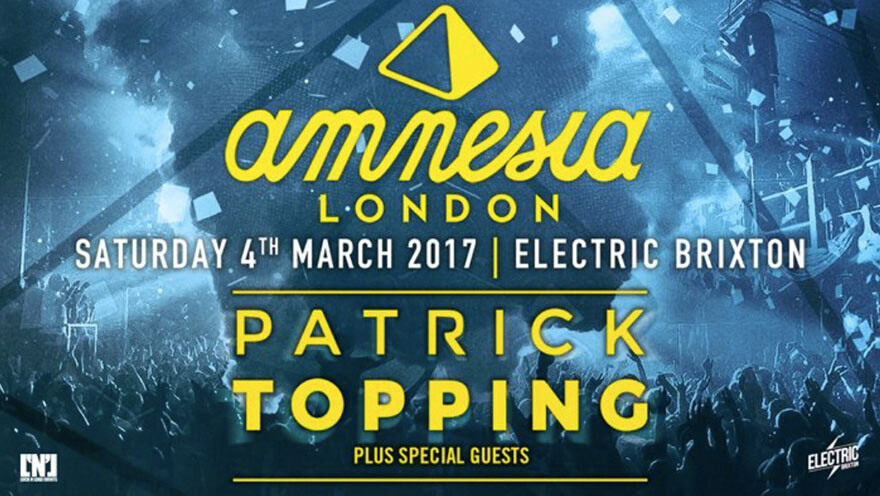 Amnesia Ibiza returns to London