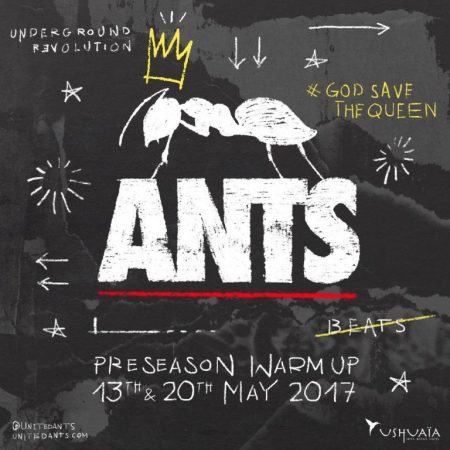 Ants announce Ushuaïa events for Ibiza 2017
