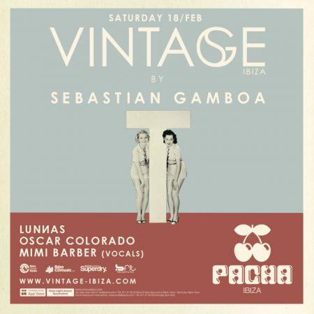 Vintage Ibiza with Sebastian Gamboa
