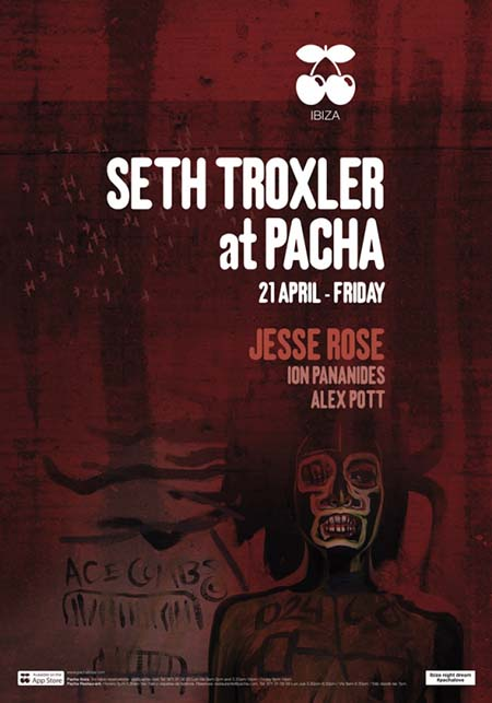 Seth Troxler at Pacha Ibiza