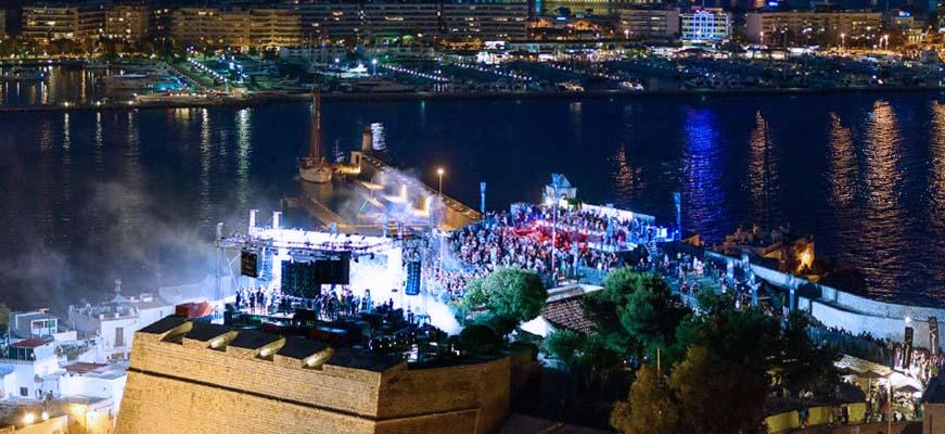 IMS Ibiza at the Dalt Vila
