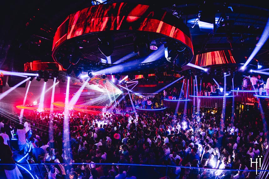 The amazing Hi Ibiza