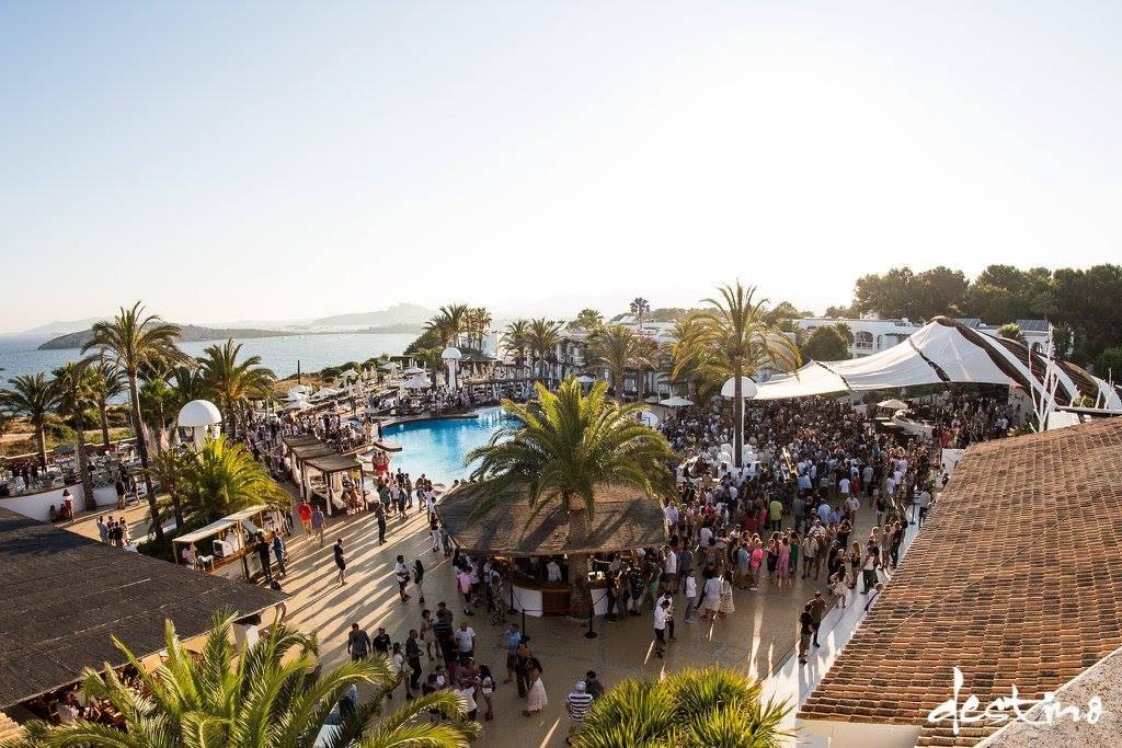Destino Ibzia Opening Party
