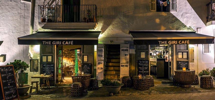 Giri Cafe Ibiza