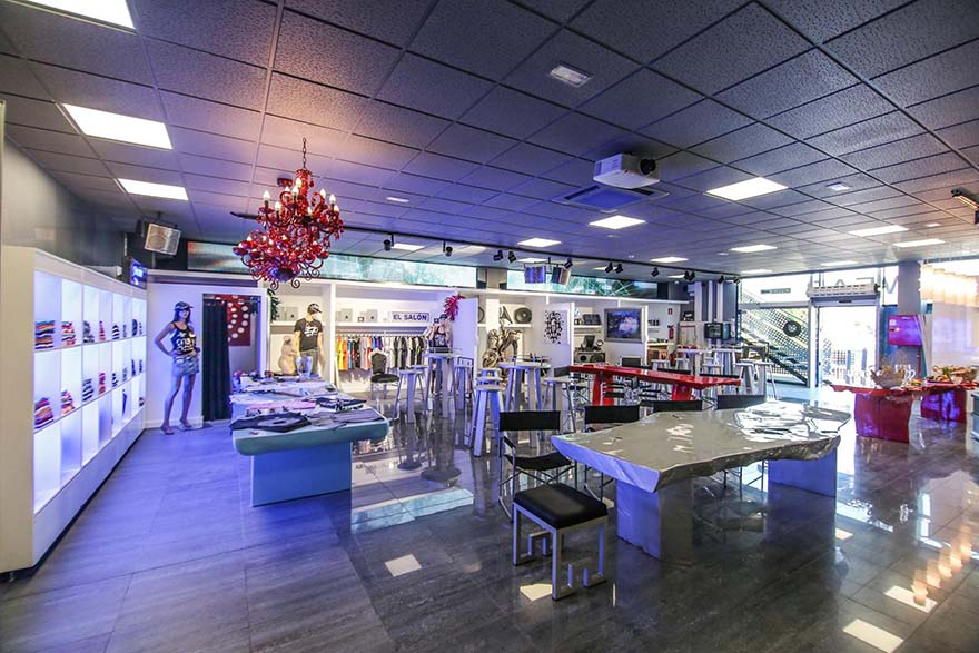 New Space Ibiza Merchandise Store