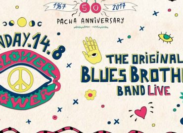 The Blues Brothers Band Live at Fower Power – Celebrating Pacha's 50th Anniversary