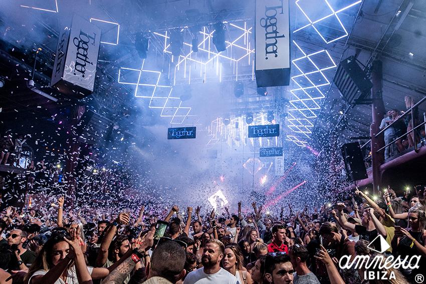 Together Closing Party at Amnesia Ibiza