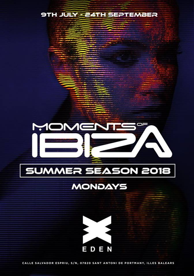 Moments of Ibiza at Eden Ibiza