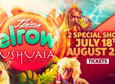 The craziest party in town lands at Ushuaia!