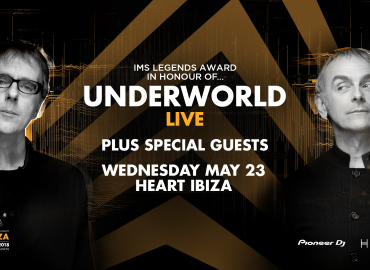 Underworld to perform live at Heart Ibiza