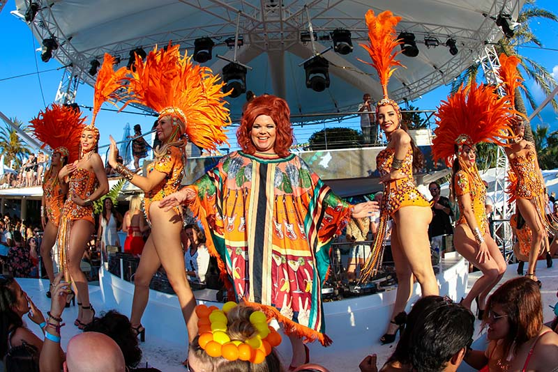 Ocean Beach Ibiza Opening Party