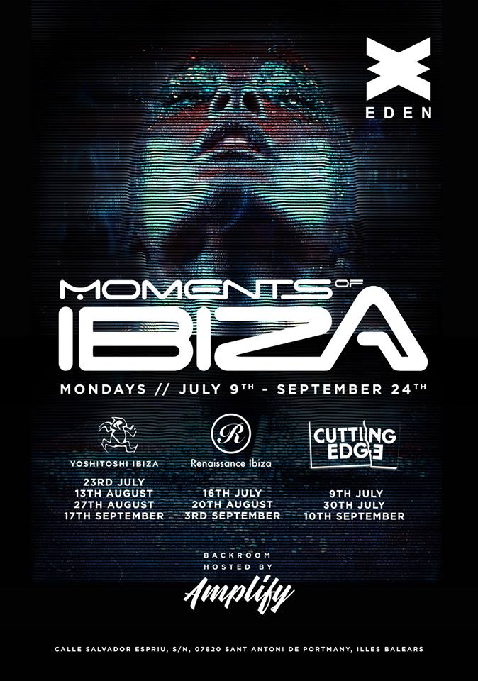 Moments of Ibiza at Eden