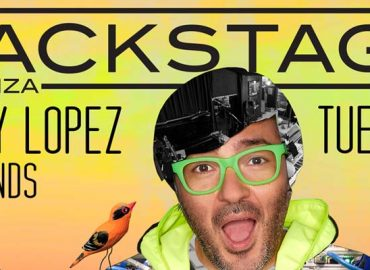 Wally Lopez Annouces a new Party… Backstage Ibiza