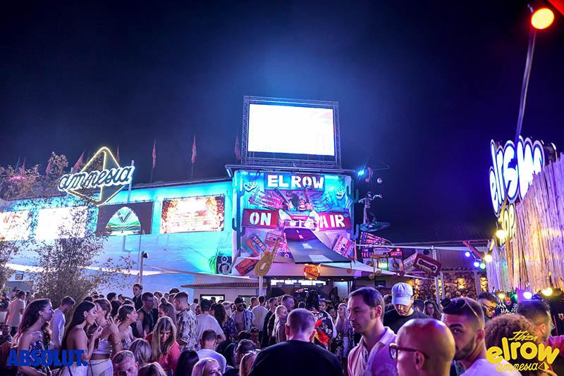 Elrow at Amnesia Ibiza