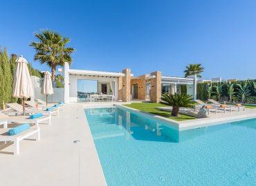 Ibiza villa holidays via Dream Villa Rentals