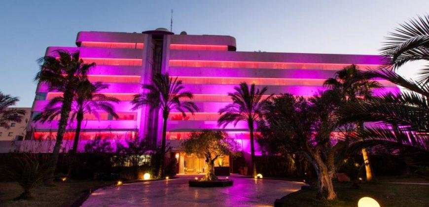 """El Hotel Pacha"""">"""