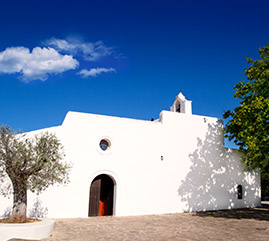 San Ines (Santa Agnes)