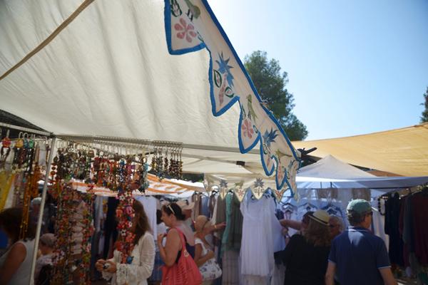 """Hippy Market Punta Arabí"""">"""