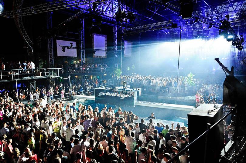 Tiesto at Privilege Nightclub Ibiza