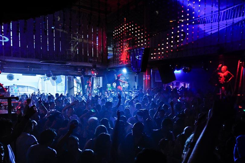 Wonderland at Eden Nightclub Ibiza