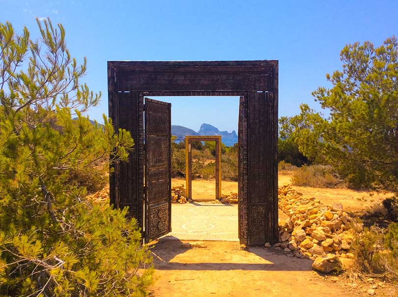 Door way to EsVedra