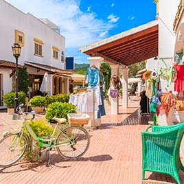 Ibiza markets