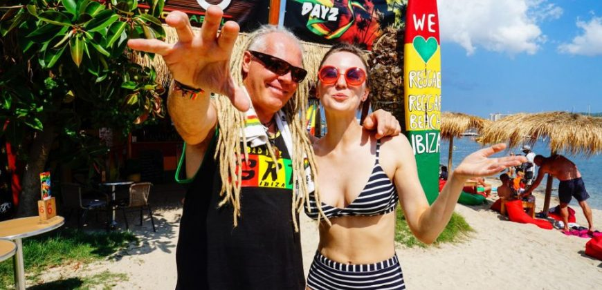 """Reggae Reggae Beach"""">"""