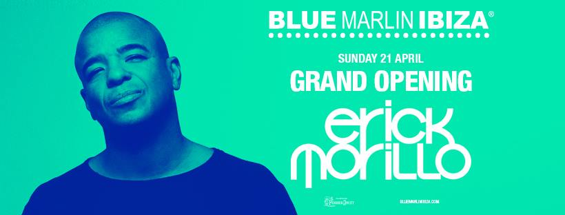 Blue Marlin Ibiza Grand Opening 2019