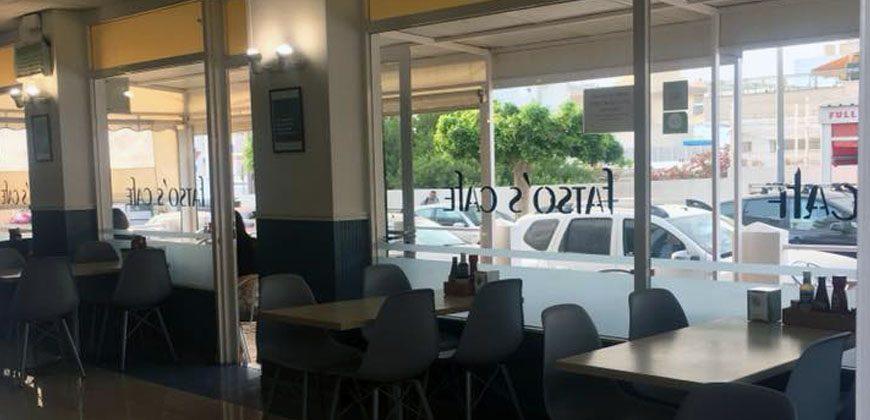 "Fatso's Cafe"">"