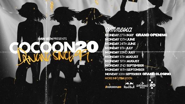 Cocoon Ibiza 2019