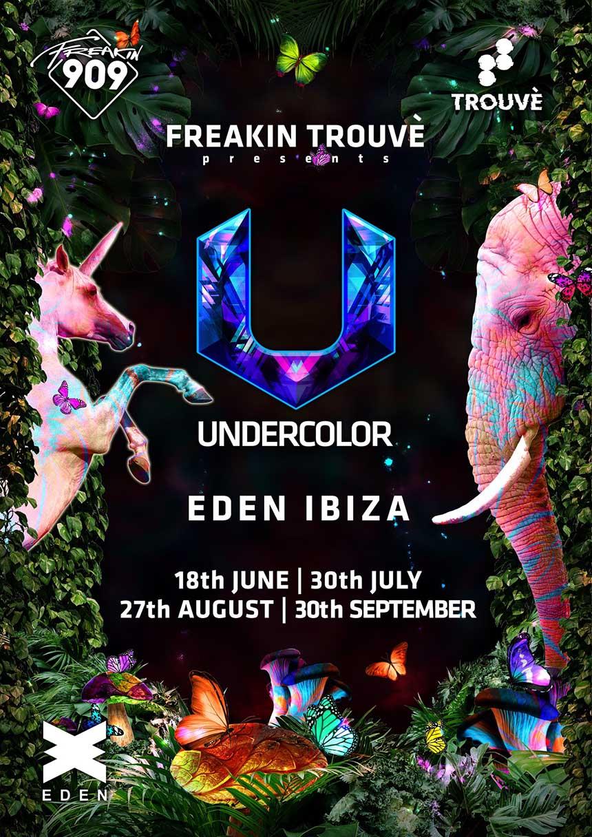 Undercolor Ibiza Protrait
