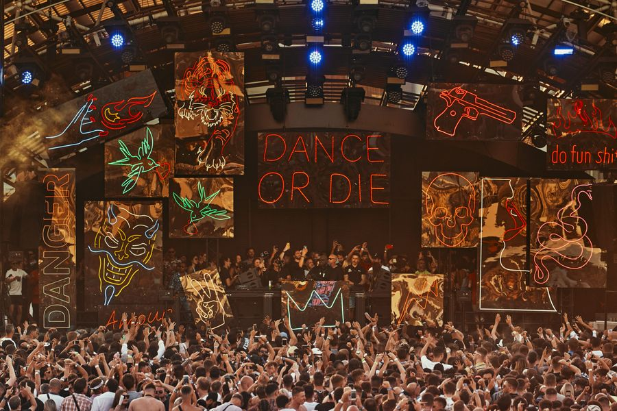 Nic Fanciulli's Dance Or Die Opening Party