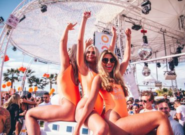 O Beach Ibiza has announced they're opening its doors 1st of July!