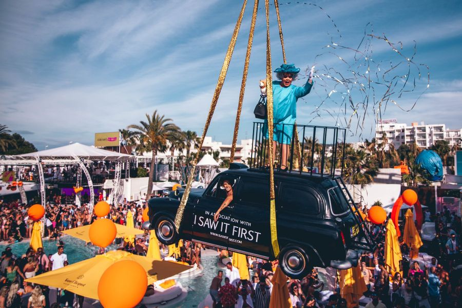 O Beach Ibiza Opening Review