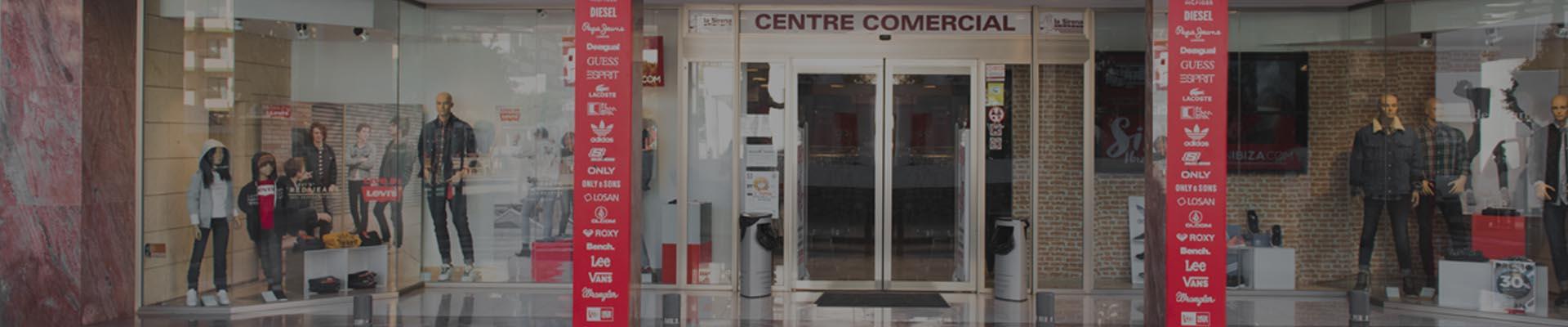 Centro Comercial la Sirena