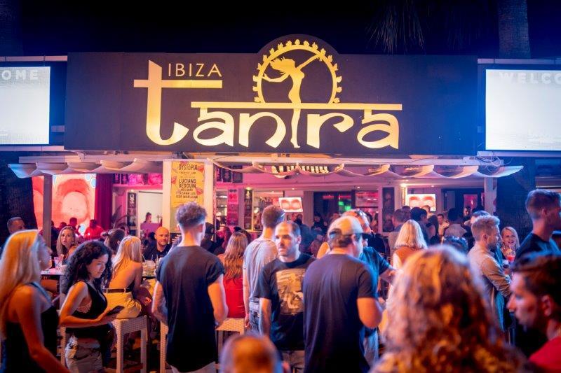 Tantra Ibiza in Playa D'en Bossa