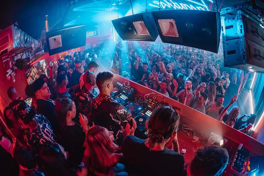 Paradise Opening DC10