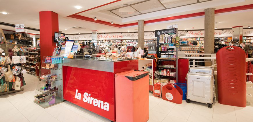 "La Sirena"">"