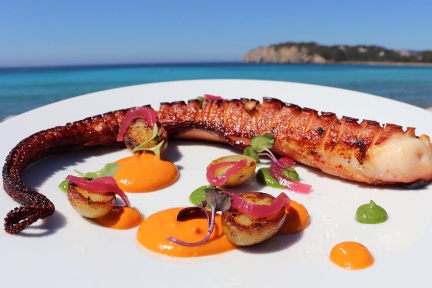 Yemanjá Beach Restaurant seafood