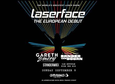 WIN! A FREE Holiday to Ibiza to experience the debut European Laserface show