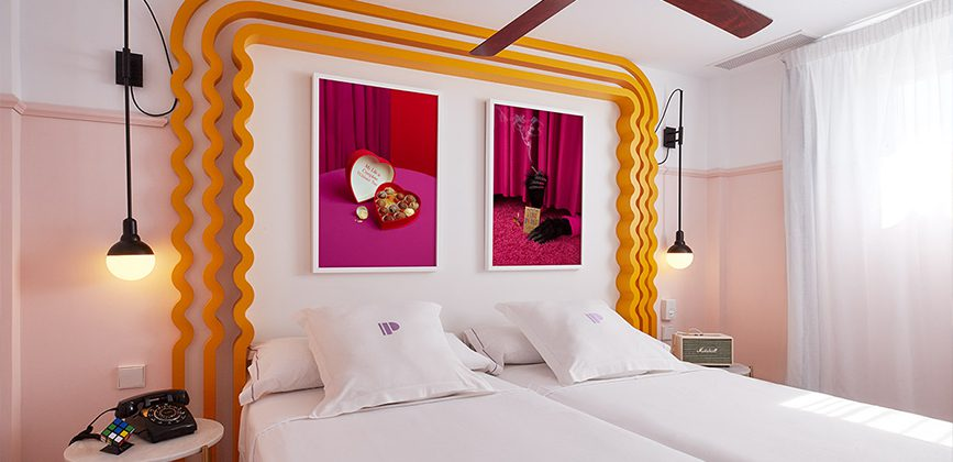 "Paradiso Ibiza Suites"">"